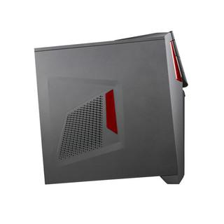 ASUS 华硕 G11飞行堡垒 游戏台式主机 (i7-6700、8G、512G SSD、GTX1070 8G独显 800万色呼吸灯、win10)