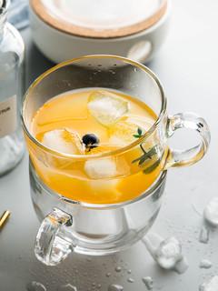 Yomerto 玻璃早餐杯 480ml