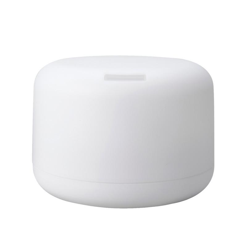 MUJI 无印良品 4549337287815 大容量超声波香薰机 白色
