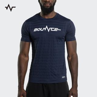 BOUNCE Breath II 男子弹力短袖T恤