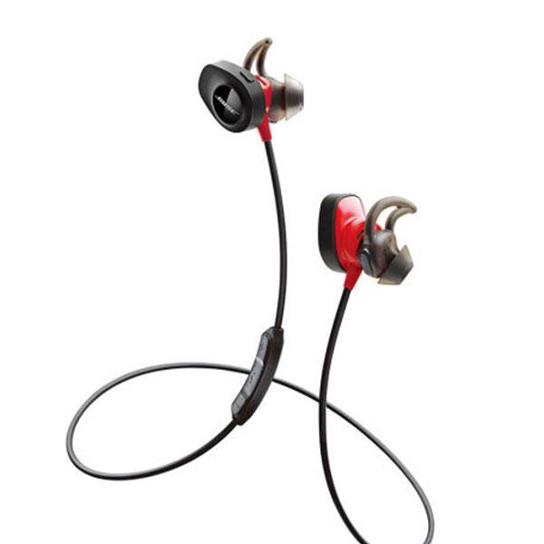 BOSE Soundsport Pulse 无线蓝牙耳机 红色