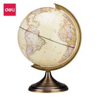 deli 得力 2179 双面刻度世界地球仪 32cm