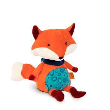 B.toys 会说话的小狐狸 毛绒玩具