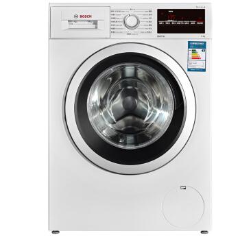 BOSCH 博世 4系 WAP242609W 滚筒洗衣机 9kg 白色