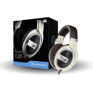 SENNHEISER 森海塞尔 HD599 头戴式耳机 黄色
