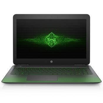 HP 惠普 暗影精灵2代 Pro 15.6英寸 笔记本电脑 (精灵绿、酷睿i7-7700HQ、8GB、128GB SSD 1TB HDD、GTX 1050)
