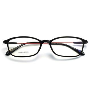 HAN HD4814 钛塑眼镜架+1.56非球面防蓝光镜片