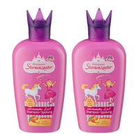 DM Prinzessin 小公主魔法星洗护二合一儿童洗发水 200ml*2