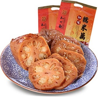 知味观 蜜汁糯米藕 (400g/袋)