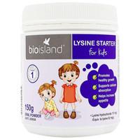Bio Island 赖氨酸粉黄金助长素1段 150g