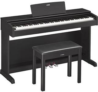 YAMAHA 雅马哈 ARIUS系列 YDP-143B 电钢琴 (含琴架+三踏板+琴凳)