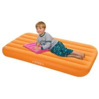 INTEX 66801 儿童空气床 157*88*18cm 橙色