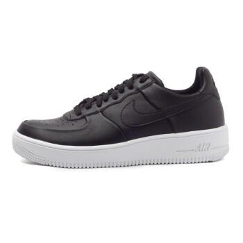 NIKE 耐克 Air Force 1 男士休闲运动鞋 845052-001 黑/白 40