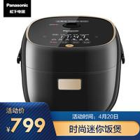 Panasonic 松下 SR-AC071-K 2.1L  IH电饭煲