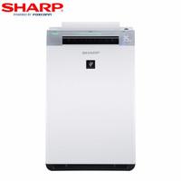 SHARP 夏普  KC-WG605-W 空气净化器