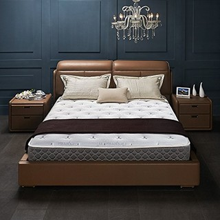 Airland 雅兰 希尔顿-酒店版 乳胶弹簧床垫 180*200*23cm