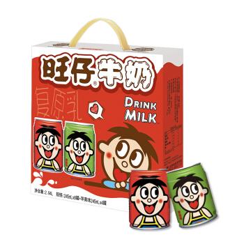 Want Want 旺旺 旺仔牛奶 245ml*12罐