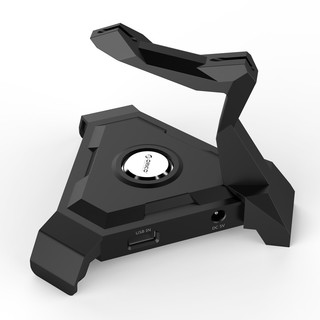 ORICO 奥睿科 LH4 USB分线器/鼠标固线器