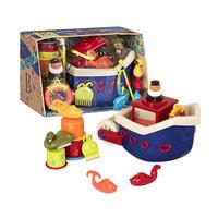 B.Toys 比乐 海盗船洗澡玩具套装