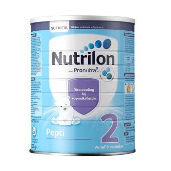 Nutrilon 诺优能 荷兰牛栏奶粉 2段 800g铁罐
