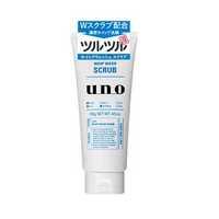 SHISEIDO 资生堂 uno 男士洁面乳 蓝色款 130g