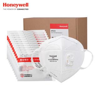 Honeywell 霍尼韦尔 H950V KN95 呼气阀型防护口罩