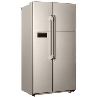 DIQUA 帝度 BCD-600WDBZ 风冷 对开门冰箱 600升(恩布拉科变频压缩机)