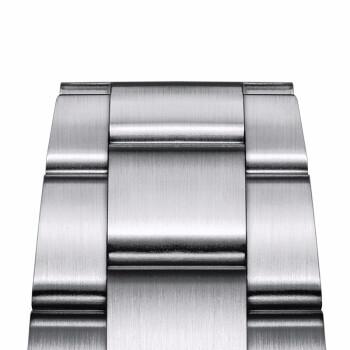 ROLEX 劳力士 蚝式恒动系列 114300 男款机械表 39mm 蓝色 银色 不锈钢