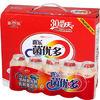 喜乐 乳酸菌酸奶 (瓶装、108ml)