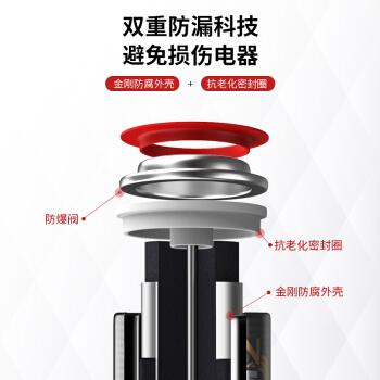 NANFU 南孚 5号电池聚能环碱性 12粒