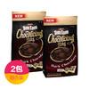 雅乐思 夹心黑巧克力 187g*2袋