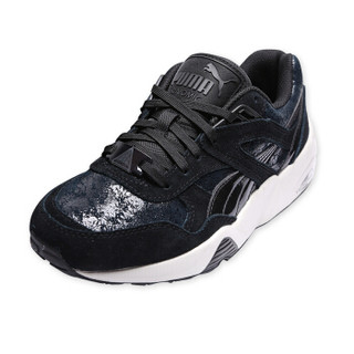 PUMA 彪马 R698 Mesh-Neoprene Jr 中性复古跑鞋 361303 黑色03 37