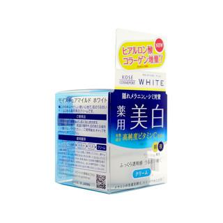 KOSE 高丝 药用美白深层保湿润肤面霜 55g