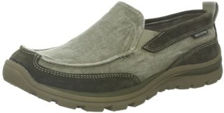 Skechers 斯凯奇 Relaxed Fit Memory Foam Superior Melvin 男士休闲鞋