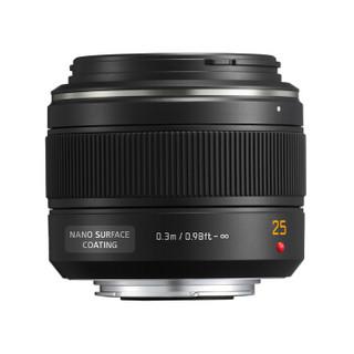 Panasonic 松下 Lumix 25mm F1.4 镜头