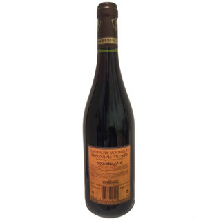 CHATEAU DE MONTMELAS 美兰山城堡 干红葡萄酒 2016 750ml