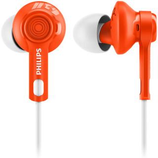 PHILIPS 飞利浦 SHQ2300OR 入耳式运动耳机 橙色