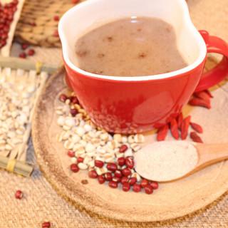 南农 红豆薏仁枸杞粉 红豆薏米粉祛湿气薏仁粉营养代餐粉 薏米红豆粉 杂粮粉550g