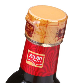 JIAJIA 加加 特级面条鲜酱油 500ml