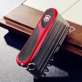 VICTORINOX 维氏 德莱蒙 2.5393.SC 瑞士军刀 新生代-Evolution S54(32功能)红黑拼色