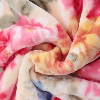 MERCURY 水星家纺 拉舍尔双层毛毯  200*240cm