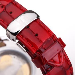TISSOT 天梭 时尚系列 T035.207.16.011.01 女士机械手表