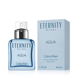 Calvin Klein 卡尔文·克莱 永恒之水男士香水EDT 50ml