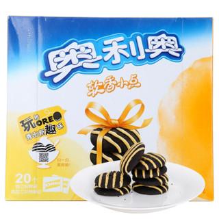 OREO 奥利奥 软香小点 (160g、香橙味)