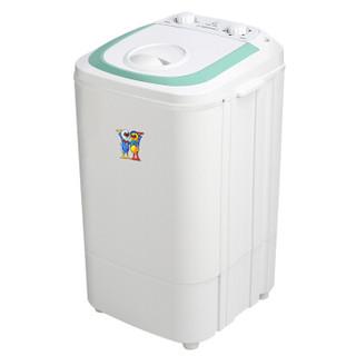 Little Duck 小鸭牌 XPB36-1803 3.6公斤 半自动波轮洗衣机