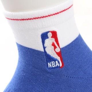 MengNA 梦娜 NBA系列 女式休闲船袜 六双装