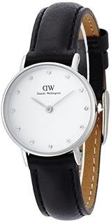 Daniel Wellington 0921DW 女款时装腕表 (不锈钢、圆形、白色)