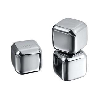 Daeden 戴德 不锈钢冰块套装礼盒 ( 8粒 +冰夹 DI015 )