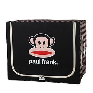 Paul Frank大嘴猴 收纳箱 24L 黑色