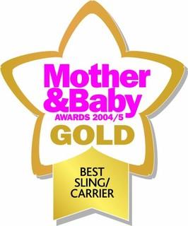 BABYBJORN Baby Carrier Original 经典婴儿背袋 橙色 纯棉